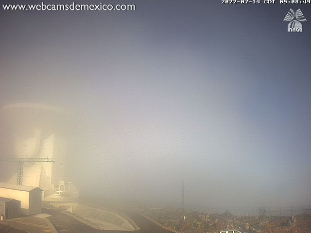 Gran Telescopio Milimétrico